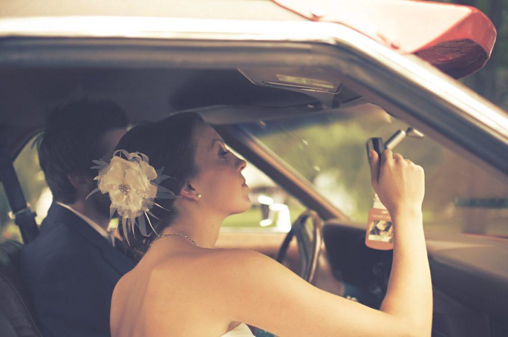Gérer l'imprévu : les embouteillages le jour du mariage !
