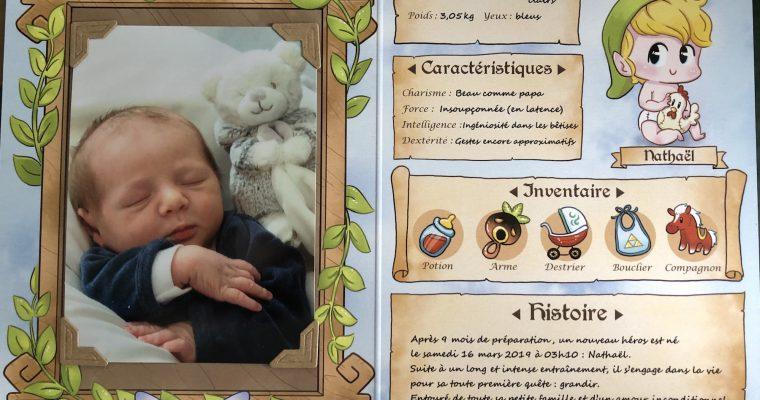 Carnet rose : un bébé pour Madame Solène !
