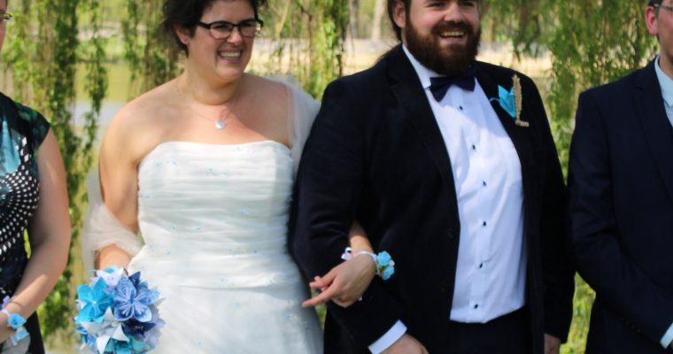 Notre mariage de 3 jours sans déchet et sans prétention : la préparation et les photos
