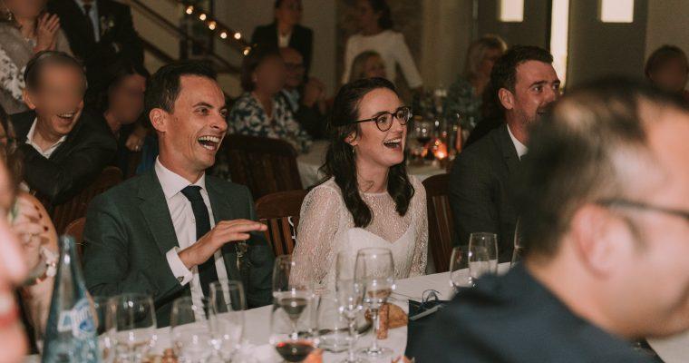 Mon mariage végétal d'automne au Pays Basque : le gros coup de fatigue du dîner et ses surprises participatives