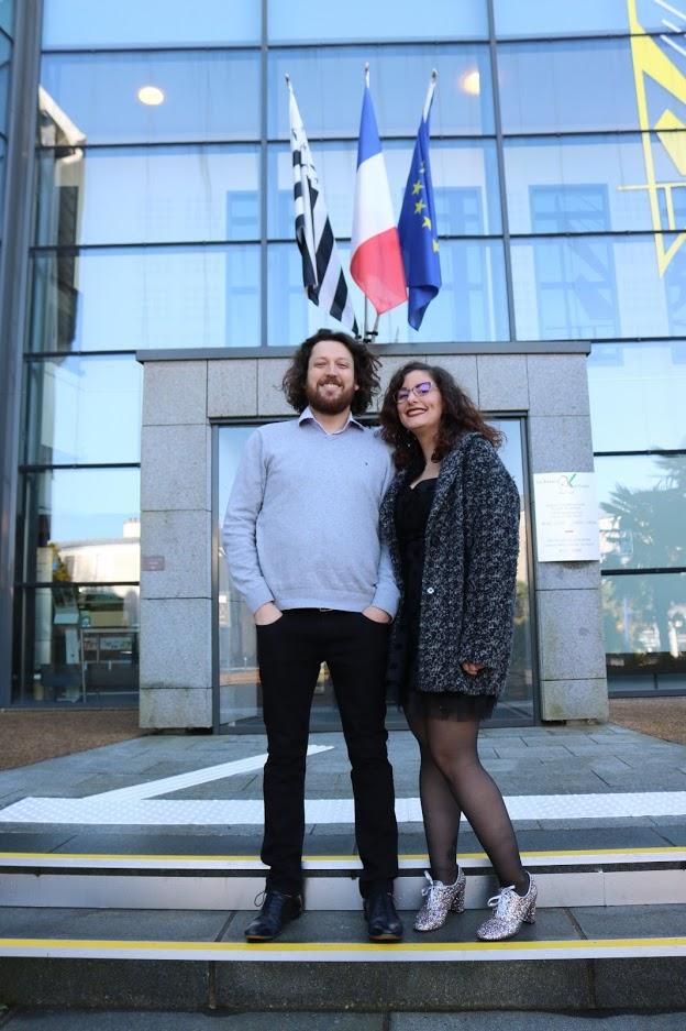 Un mariage à Paris, un autre en Bretagne