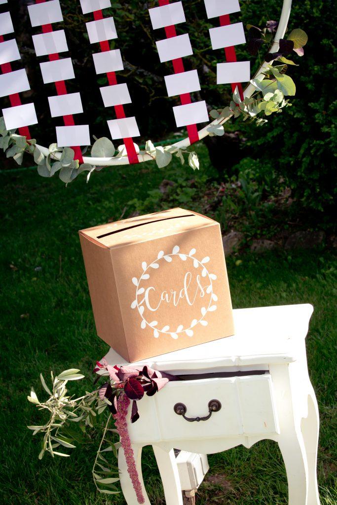 Cocktail détendu et déco du jardin lors du mariage // Photo : Delphine Persyn - Nature Films Photography