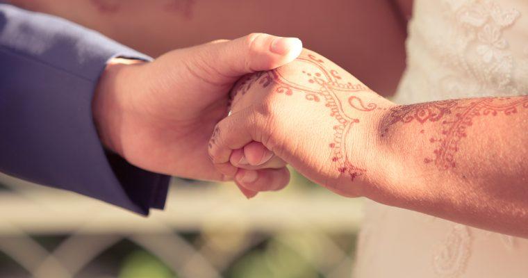 Mon lumineux mariage d'été entre passion et émotion : la cérémonie d'engagement – Partie 3