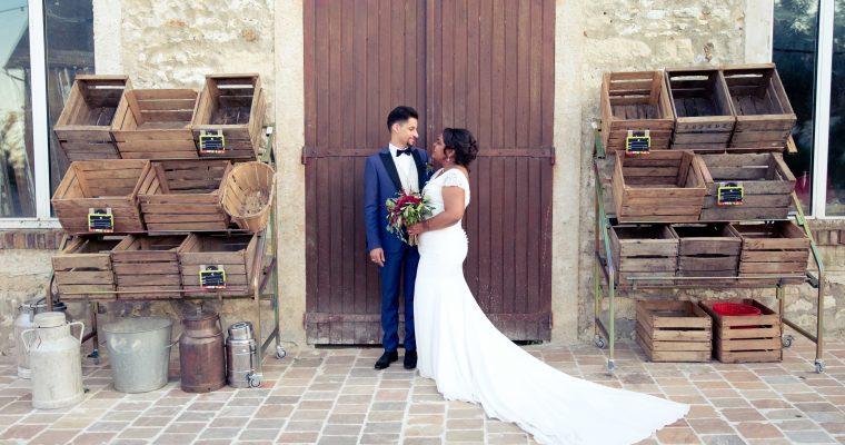 Mon lumineux mariage d'été entre passion et émotion : cocktail et photos