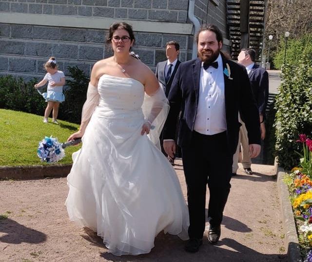 La cérémonie civile de notre mariage zéro-déchet