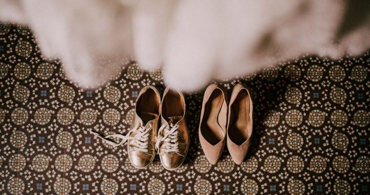 Mon mariage « pluvieux » et heureux au cœur de l'hiver chti : jour J, préparation de la mariée – Partie 1