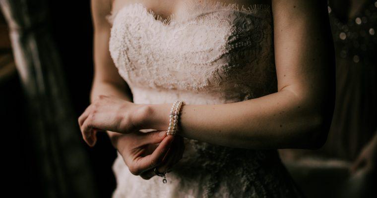 Mon mariage « pluvieux » et heureux au cœur de l'hiver chti : jour J, préparation de la mariée – Partie 2