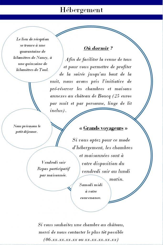 texte hebeNos faire-part de mariage DIY thème marinrgement