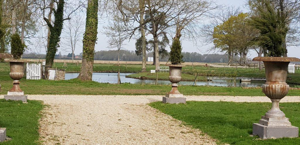 Nos visites de châteaux en région parisienne pour notre mariage