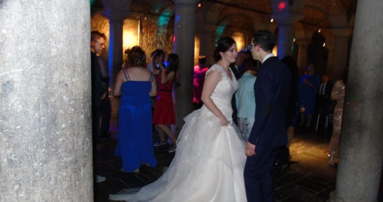 Mon mariage féerique au milieu des ruines : le reste de notre journée magique… et ses rebondissements !