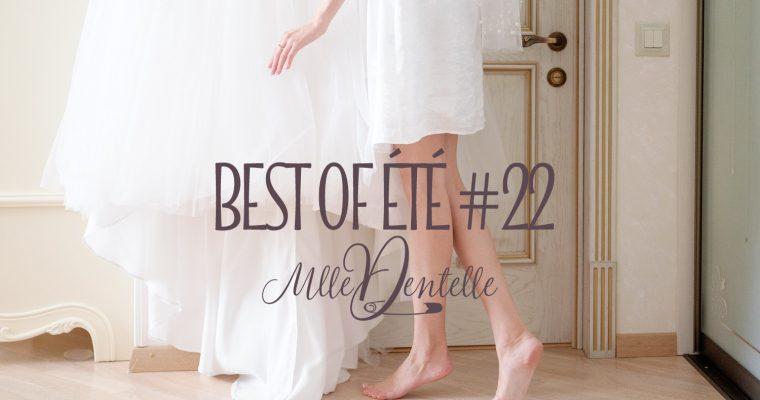 Trouver la robe de mariée idéale : les essayages de Mlle Vanille