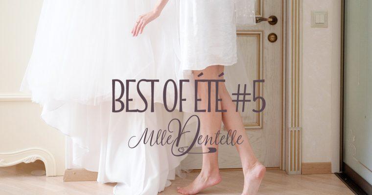 Trouver la robe de mariée idéale : les recherches de Mlle Mistinguett dans une boutique de déstockage