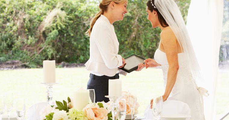 Prendre un/e wedding-planner : bonne ou mauvaise idée ?