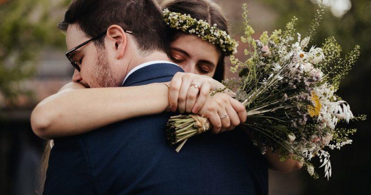 Le mariage champêtre en petit comité de Madame Lembas