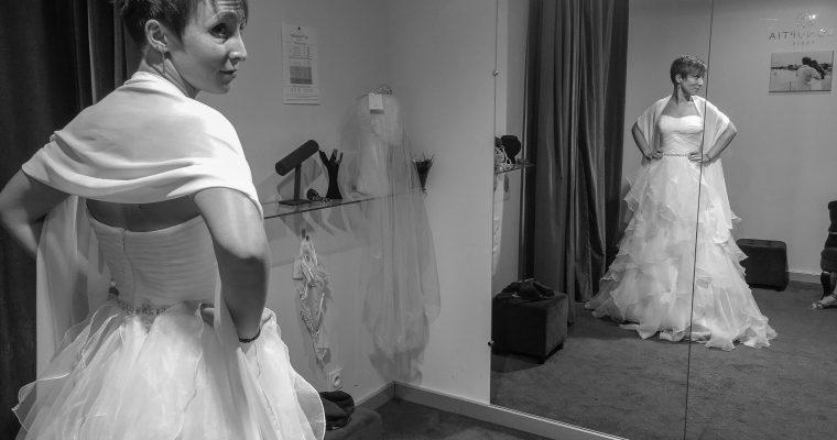 Robes, coutures et transformations pour Madame Sirène – Partie 3