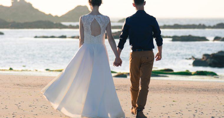 La couture de ma robe de mariée