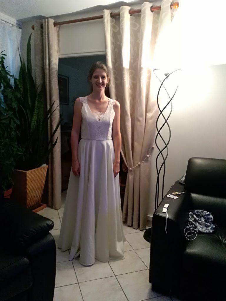 Coudre ma robe de mariée