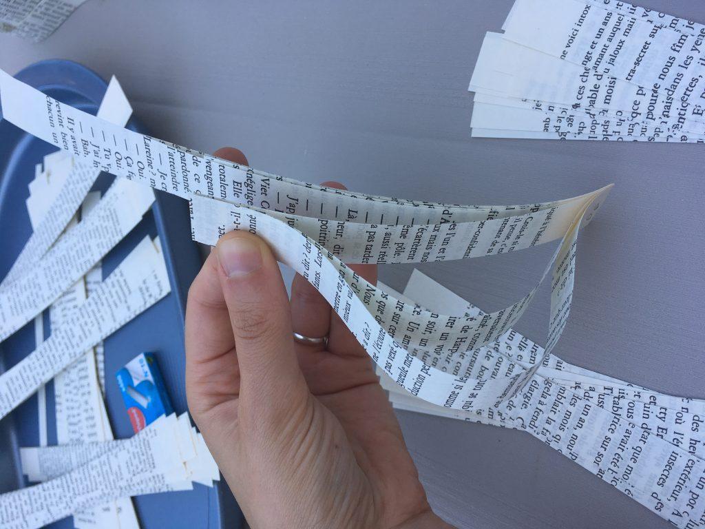 Tutoriel DIY cœur en papier