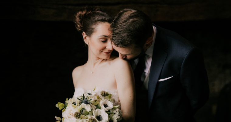 Mon mariage «pluvieux» et heureux au cœur de l'hiver chti : jour J, la séance photo à deux, puis trois, puis huit…