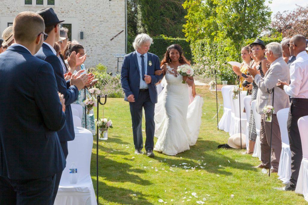 Déroulé de notre cérémonie laïque // Photo : Passion Foto
