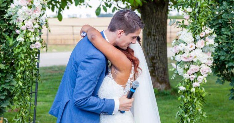 Mon mariage chic et convivial : la cérémonie laïque – Partie 1