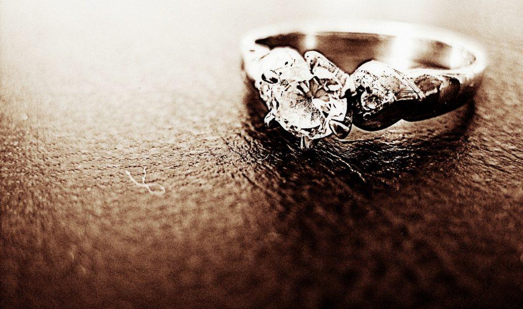 Ma demande en mariage