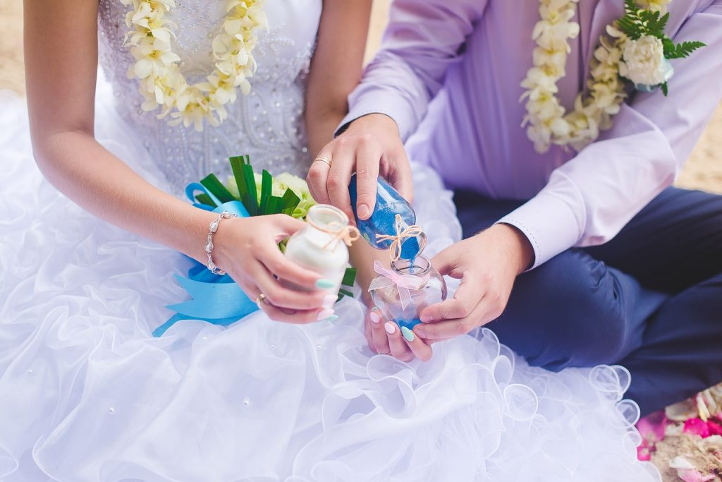 Pourquoi choisir une cérémonie d'engagement pour notre mariage ?