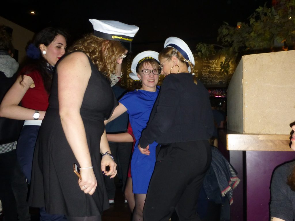 Mon EVJF à Nancy, thème marin !