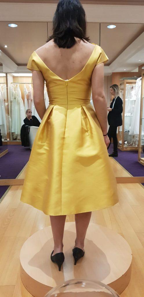 Mes essayages de robes à l'Atelier Emelia de Nemours