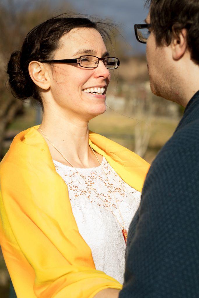 Nos photos de couple improvisées // Photo : Seridnna photographe