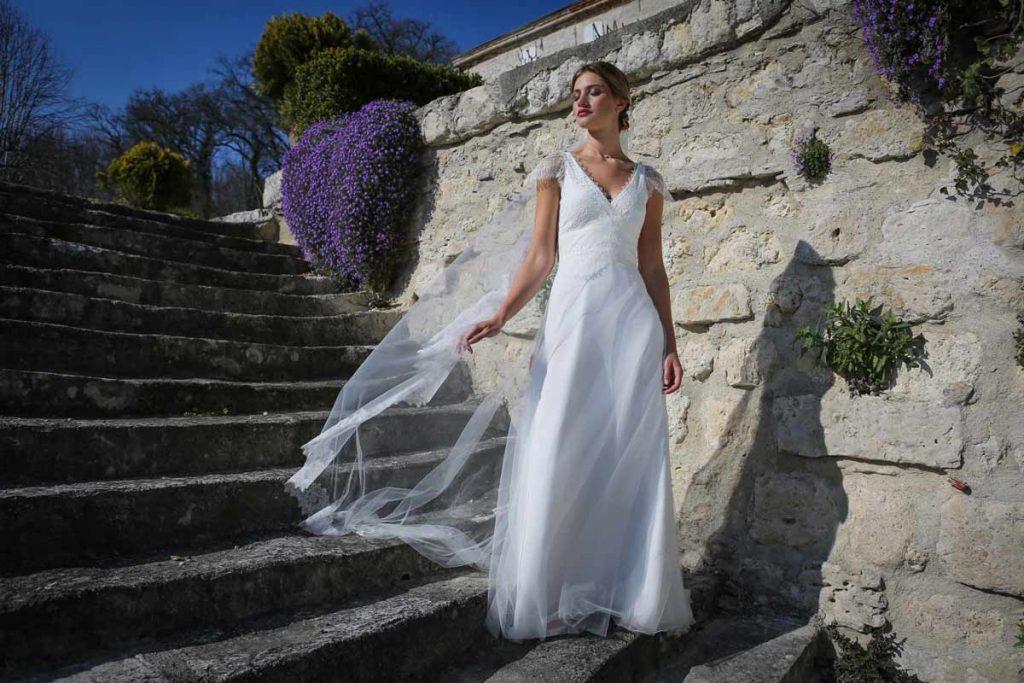 Mes essayages de robes de mariée chez Elsa Gary à Lyon