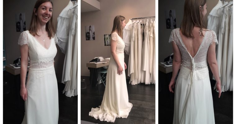 La robe de ma vie – Acte 1 : mes essayages chez Elsa Gary