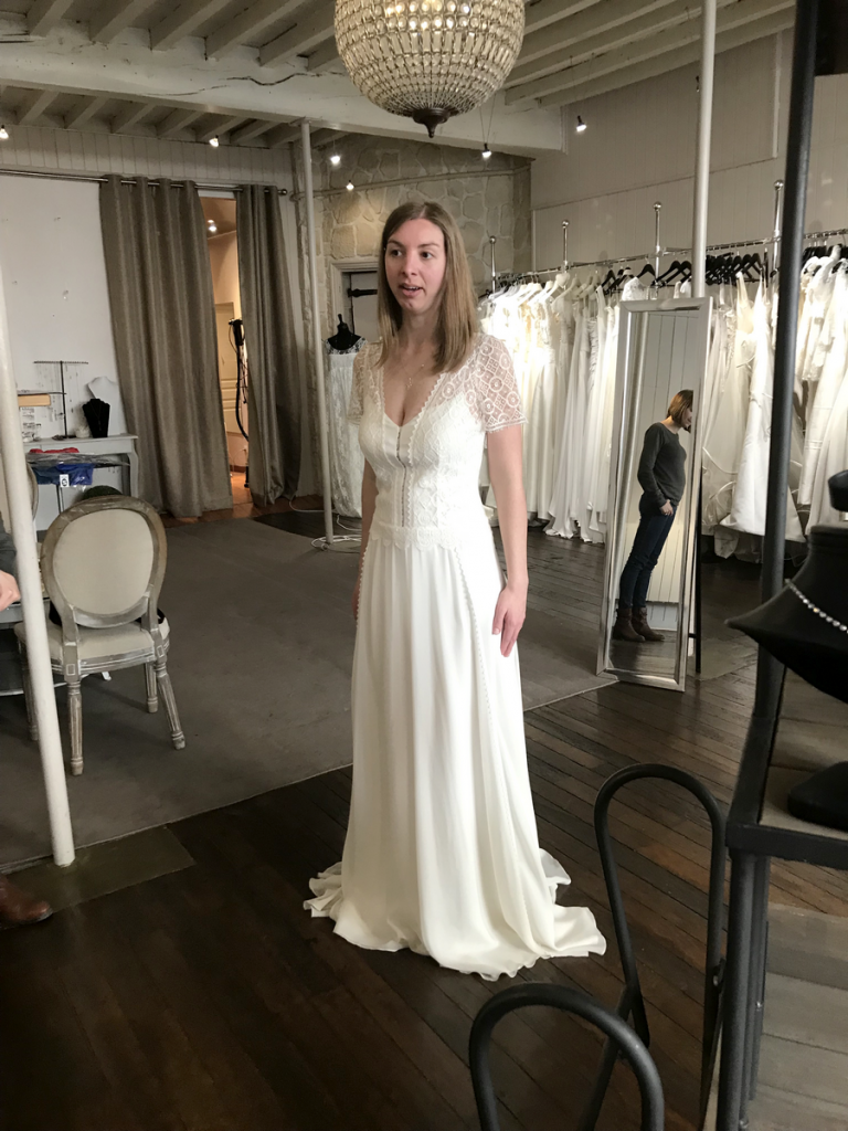 Mes essayages de robes d'occasion chez Les Robes de Lili