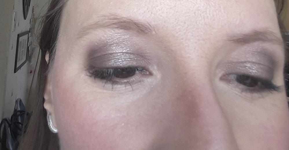 Essai maquillage pour mon mariage