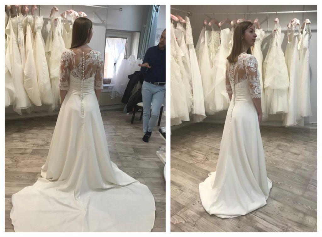Mes essayages de robes de mariée à Lyon