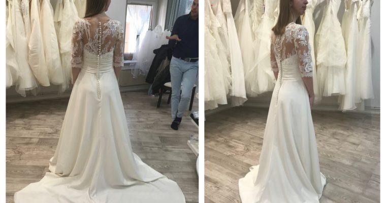 La robe de ma vie – Acte 2 : mes essayages en boutique de prêt-à-porter
