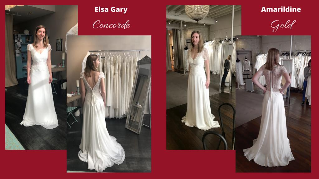 Coup de cœur pour 2 robes : laquelle choisir ?