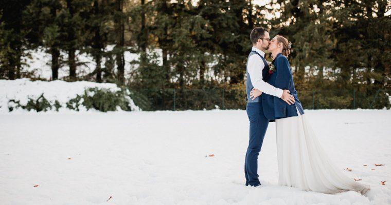 Mariage de novembre : mes accessoires de mariée frileuse