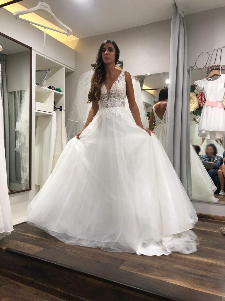 Mes essayages de robes de mariée... et mes doutes !