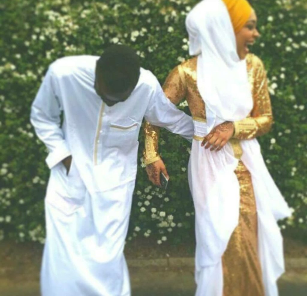 Mon mariage religieux musulman