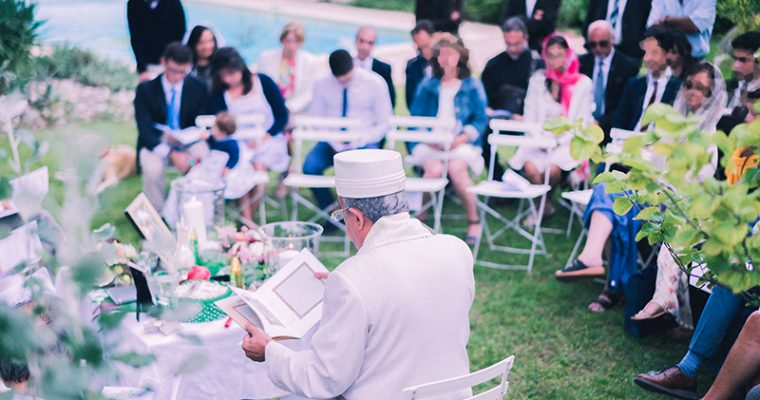 Mon mariage d'officialisation en Provence : la cérémonie zoroastrienne – Partie 2