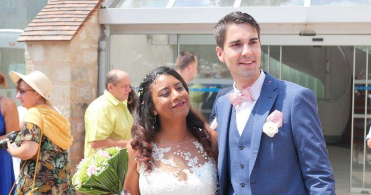 Mon mariage chic et convivial : la mairie