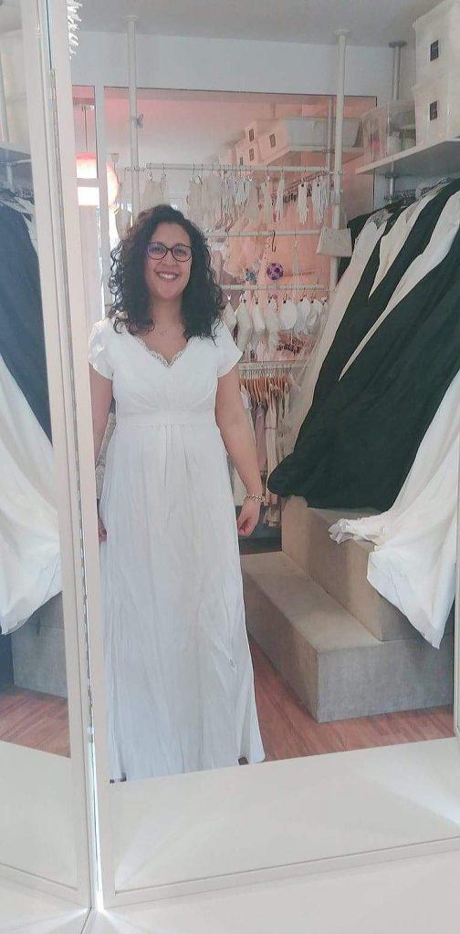 Les recherches de ma robe de mariée : une robe de location ?