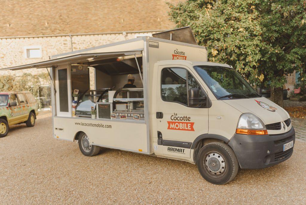 Quel food-truck pour mon mariage ?
