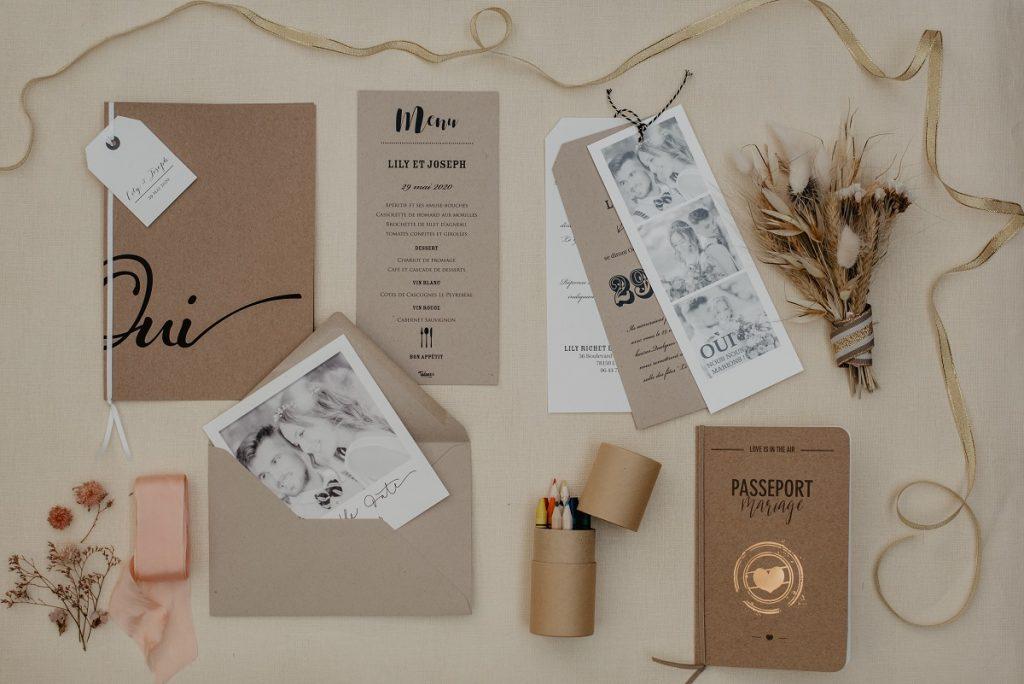 Gagne un bon d'achat de 100€ pour la papeterie de ton mariage chez Tadaaz !