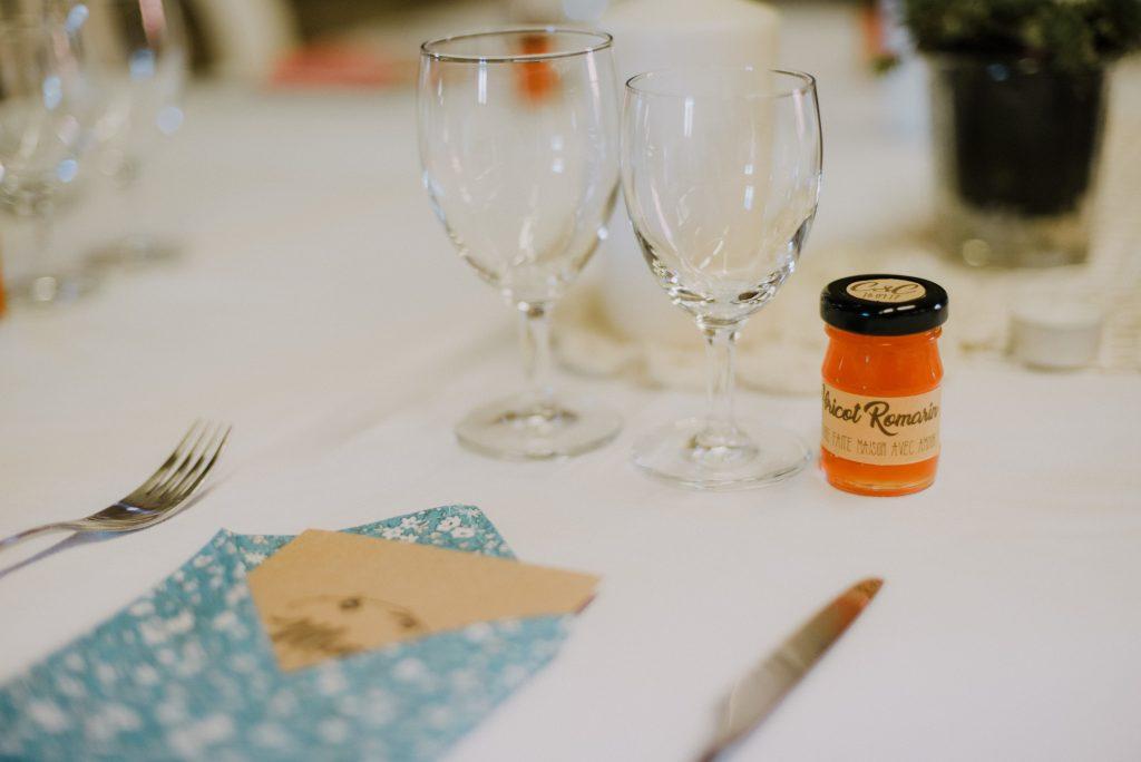 Idée pour mes cadeaux d'invités au mariage : de la confiture !!