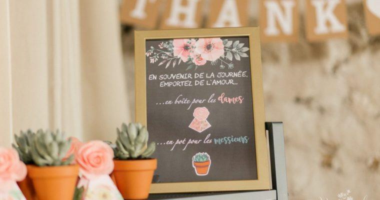 Cadeaux d'invités : quoi offrir d'original pour mon mariage ?