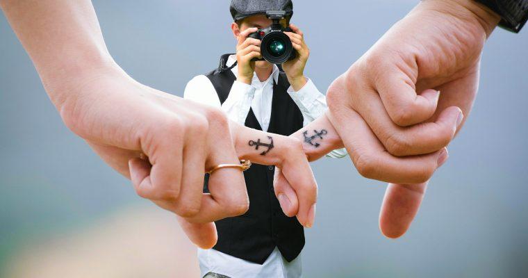le choix de nos prestataires – Partie 2 : le photographe