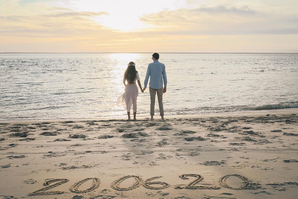 Bienvenue à Mademoiselle de l'air, future mariée de juin 2020 !