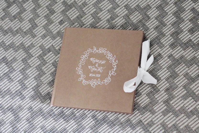 Mes DIY faciles pour un mariage : le livre d'or